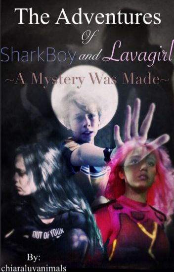 The Adventures Of Sharkboy And Lavagirl A Mystery Was Made - Universal -7894