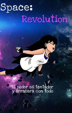 Space: Revolution (2° Parte De Space A New Strange World) #Wattys2015 by Miri_Stradlin999