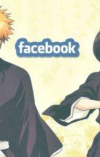 Facebook en la Sociedad de Almas {Bleach} by DominatrixXx