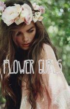 Flower Gurls by pizzabooks
