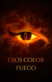 Ojos color fuego
