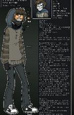 el chico de los tics (ticci toby y tu) by DarkRainbownun