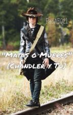 """Matas o mueres"" (Chandler Riggs y Tu) by PaoAEO21"