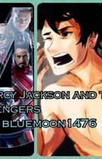 Percy Jackson and the Avengers by bluemoon1476