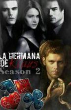 La Hermana De NiKlaus (klaus) ll by LilJarie