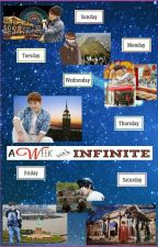 A Week With Infinite [Infinite Fanfic] by Alandria6