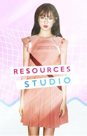 Resources Studio by sugarlights