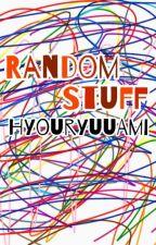 Random Stuff {Tomodachi Version} by HyouryuuAmi