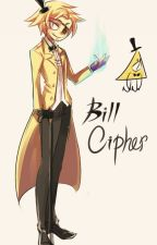 Deal? (Bill Cipher x reader) by Lunative