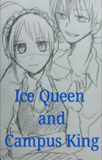 Ice Queen and Campus King by KaiNamy