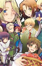 Hetalia X Reader One-Shot Lemons by NikkiCake
