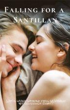 Falling for a Santillan by zynxie