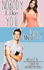 Nobody like you my boy by xLolx_