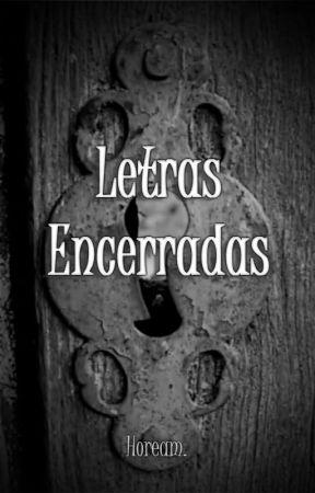 Letras Encerradas by Hoream