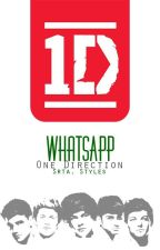 whatsapp;  one direction. ✌ by itsruzza