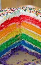 How To: Bake A Rainbow Cake by Unicorn_Harmony
