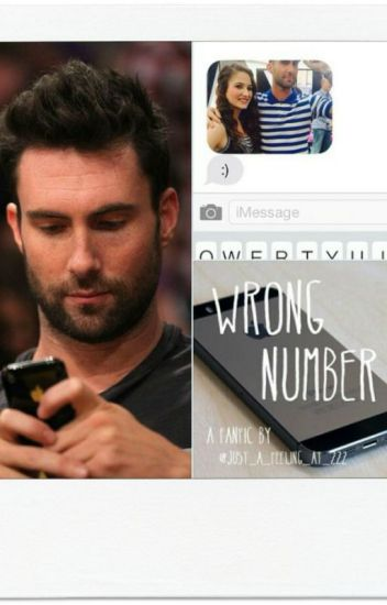 Wrong Number (an Adam Levine fanfic)