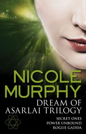 Dream of Asarlai trilogy by Nicole_Murphy