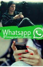 Whatsapp | Chris Collins by ImaginatorColliner