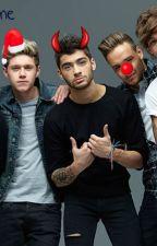 Babysitting One Direction by BangAshtonsDrummer