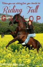 Riding Full Gallop by Brittneylipscomb2000
