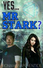 Yes... Mr Stark? by IronmansApprentice