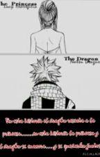 ☆El rey Dragón y la Princesa☆ by LuXD09