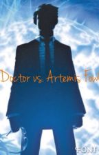 The Doctor vs Artemis Fowl by Dannyboy859