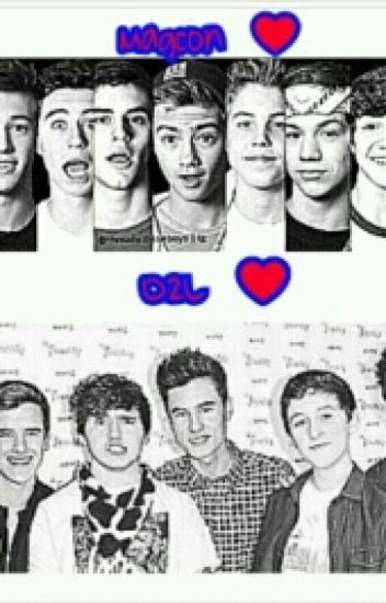 Magcon/O2L Dirty Imagines