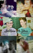 Letters To You (A Troyler AU) by Shippinglife