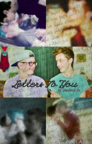 Letters To You (A Troyler AU)