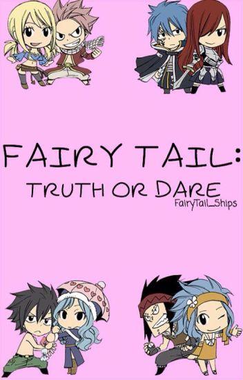 Fairy tail: truth or dare