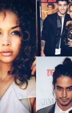 That little beauty (one direction interracial)-Zayn Malik by brookyone4life
