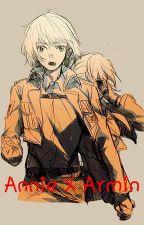 Annie X Armin by xXAnnie_LeonhardtXx