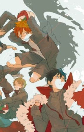 Haikyuu!! x Reader by Poubelle02