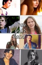 Open your heart (Steve Randle/outsiders fanfic) by lucydallygirl