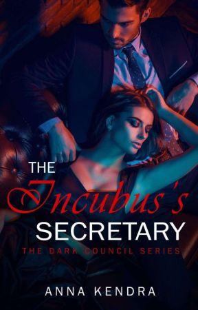 The Incubus's Secretary #The Dark Council (Book 2) Radish Sample by bloodbath008