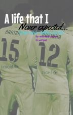 A life that I never expected. [ Marc and rafinha fanfic ] by icantevenneymar