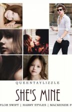 She's Mine (Darcy and haylor fanfic) by queentaylizzle