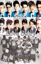 EXO Love Story (COMPLETED) by HanjMie