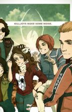 Killjoys: The Old Ways by Fangirl-overlord