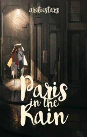 Paris in the Rain ✓ by arcticstars