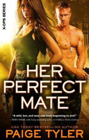 HER PERFECT MATE (X-OPS 1) by PaigeTylerAuthor