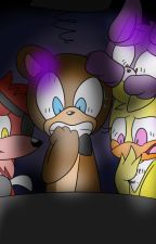 Five Nights at Freddy's: Shadows of the Past [Book 3] by Phantom265