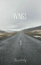 Wings |h.s.| Short Story by mrsloverlarry