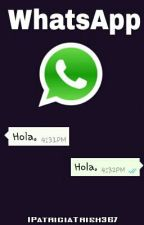 Whatsapp by IPatriciaTrish367