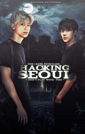 Hacking Seoul by tonihase
