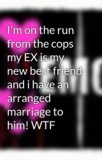 I'm on the run from the cops my EX is my new best friend and i have an arranged marriage to him! WTF by nightgirl347