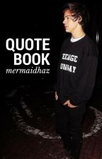 quotebook. by eximious-