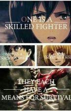 Armin x reader by fangirling_otaku